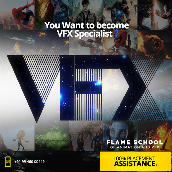You Want to become VFX Specialist?