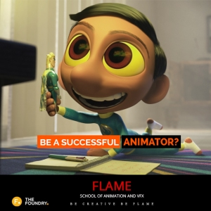 Be a successful Animator