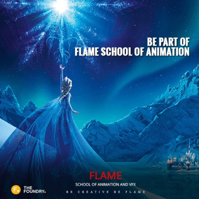Be part of Flame School of Animation
