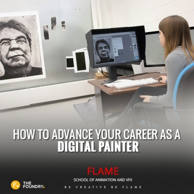 How to advance your career as a Digital Painter