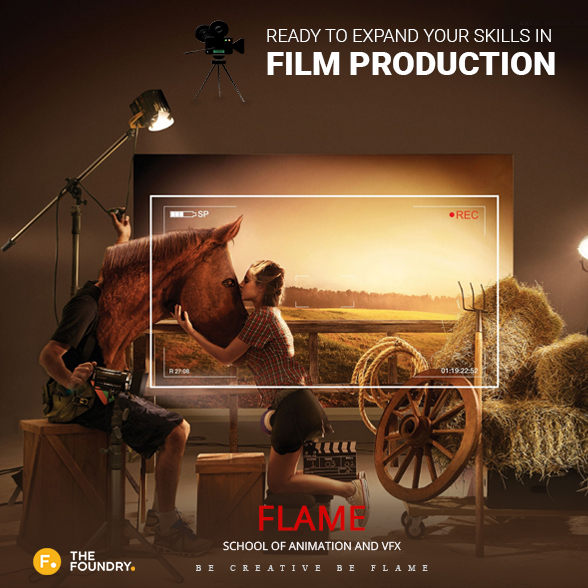 Ready to expand your skills in Film production