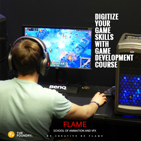 Digitize Your Game skills with Game Development Course