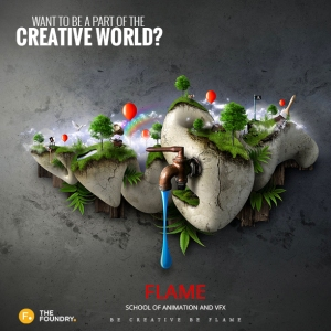 Want to be a part of the creative world?